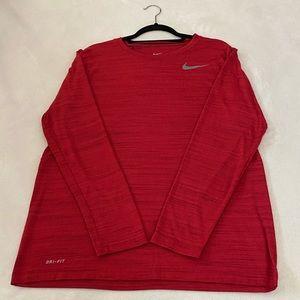 Nike- Long Sleeve Shirt